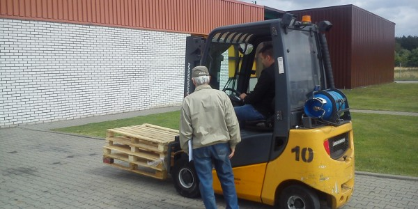 Kurs obsługi wózka jezdniowego – 3