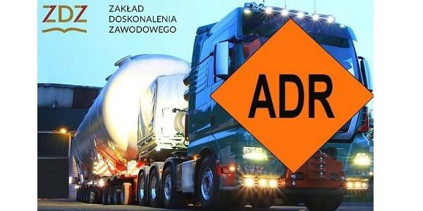 Zapraszamy na kurs ADR – Najbliższy 15.11.2018 r.