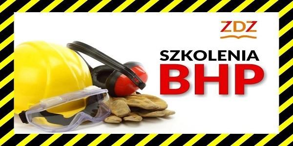 Zapraszamy do skorzystania ze szkoleń BHP